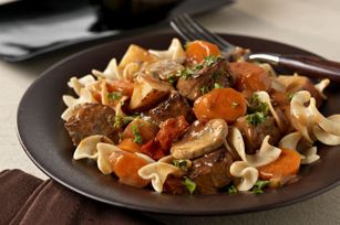 Old-Fashioned Beef Stew. A family favorite.
