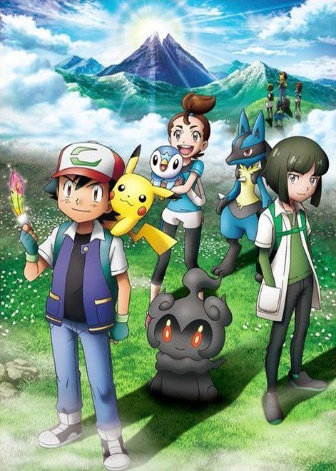 "the-pokemonjesus: "" 劇場版ポケットモンスター キミにきめた Pokémon the Movie 20: I choose you! Premieres in Japan on July 15, 2017 """