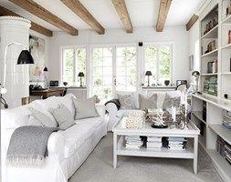 Salon styl Prowansalski - zdjęcie od Casa Bianca