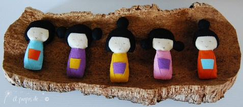 #kokeshi #handmade #AtelierFaggi #aproposde #lemondedeNicole