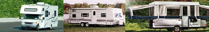 Fish Creek Pond Campground - RV Rentals