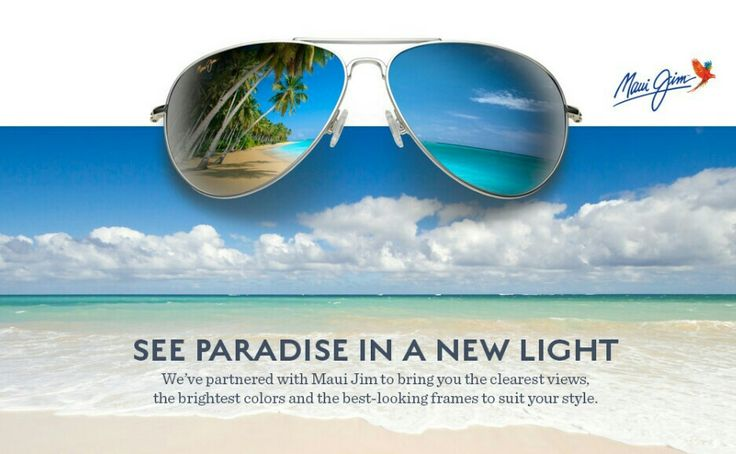 Father's Day 😃 Sunday, June 19 Give the Gift of style this Father's Day & upgrade his look with a pair of Maui Jim Sunglasses Created on the Hawaiian Islands to make the colours shine & featured patented PolarizedPlus2® lens technology for brilliant colour so every detail is crisper and cleaner and without glare or harmful UV. Gift him Today & Let him See the Brilliance Color Clarity Detail  C   O Charun Optic For Orders Call/WhatsApp +919898335547 www.charunoptic.com Free Shipping in India…
