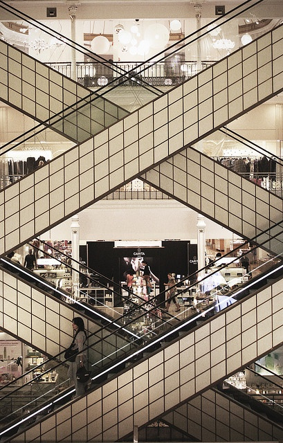 Le Bon Marché #Paris #shopping #accorcityguide // The nearest AccorHotels: Ibis Paris Tour Montparnasse 15ème