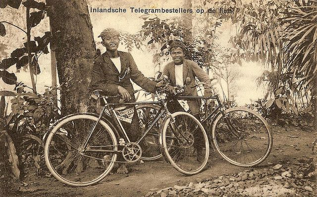 Tempo Doeloe #6 - Telegram Delivery Men, 1919