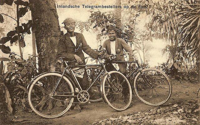 Tempo Doeloe #6 - Telegram Delivery Men, 1919