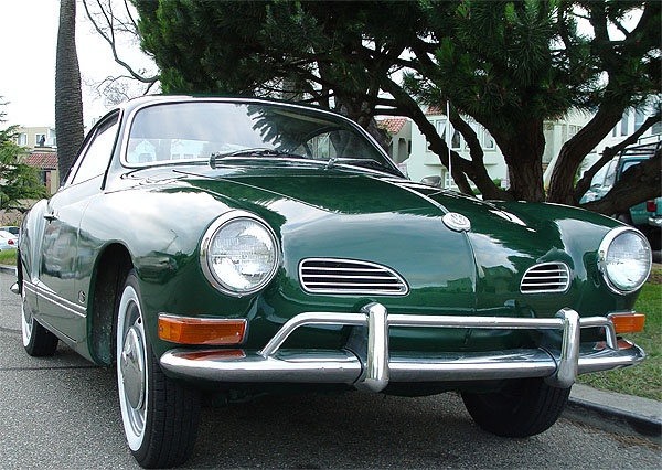 Karman Ghia - just like my old one :)