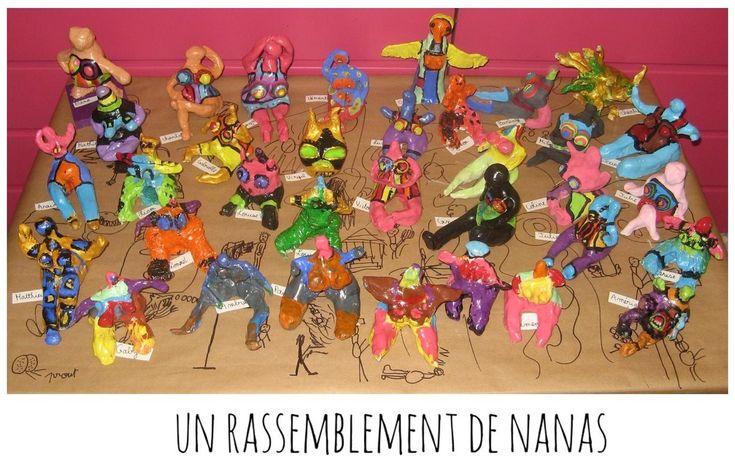 Nikki de Saint Phalle (atelier pour enfants)