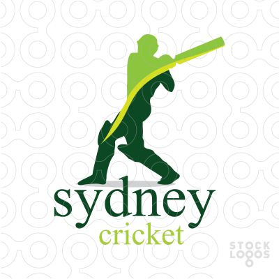 Sydney Cricket Club Logo Design