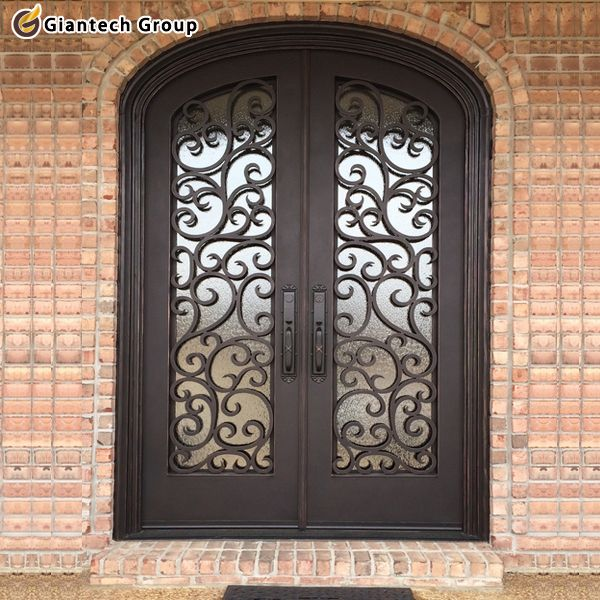 #iron Door From The Shinegolden Company. With More Than 10 Years Experiences
