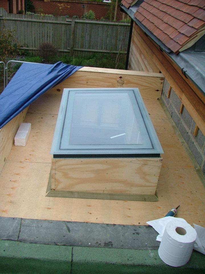 Small Rooflight