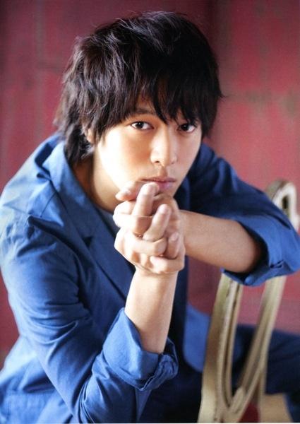 Ryuhei Maruyama from Kanjani Eight.