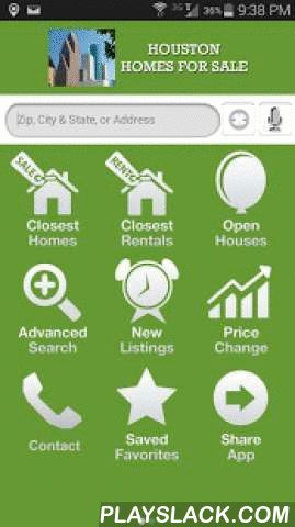 Houston Homes For Sale  Android App - playslack.com ,  The Houston Homes For Sale app brings the most accurate and up-to-date real estate information right to your phone! With the Houston Homes For Sale app, you have access to all homes for sale and MLS listings throughout the Greater Houston area.Use the Houston Homes For Sale app anytime, anywhere to pull up homes for sale around you using the GPS search, or find homes based on address, city or zip code. The Houston Homes For Sale app will…