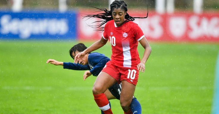Canada defeats Japan in final Algarve Cup match