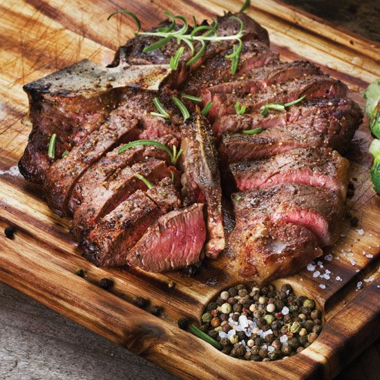 Grilled T-Bone Steak Recipe - Food and Entertaining - Capper's Farmer