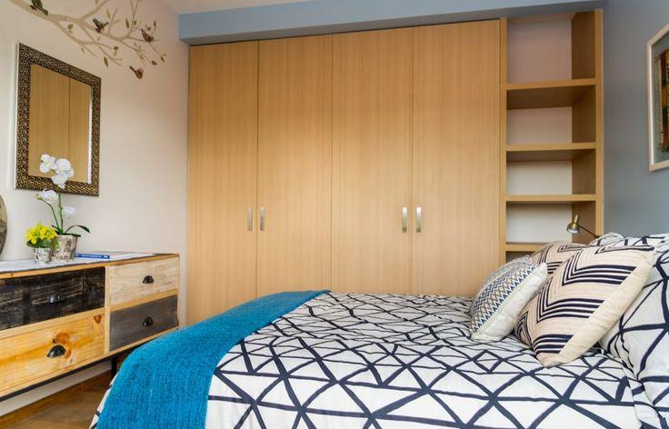 Armarios y closet económicos para el dormitorio (de Maria Auxiliadora Pérez)