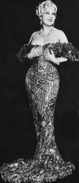 """"""" ...or are you just glad to see me? """" Mizzzz Mae West"""