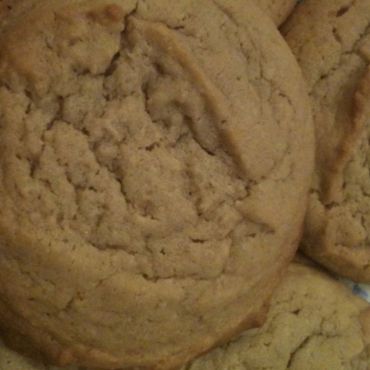 Cashew Butter Cookies | Recipes to Try | Pinterest