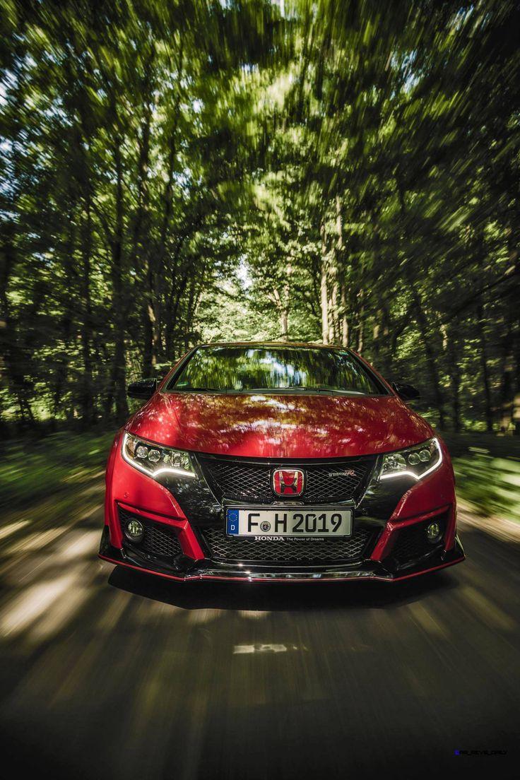 2015 Honda Civic Type R – European Launch Gallery in 104 Gorgeous Photos