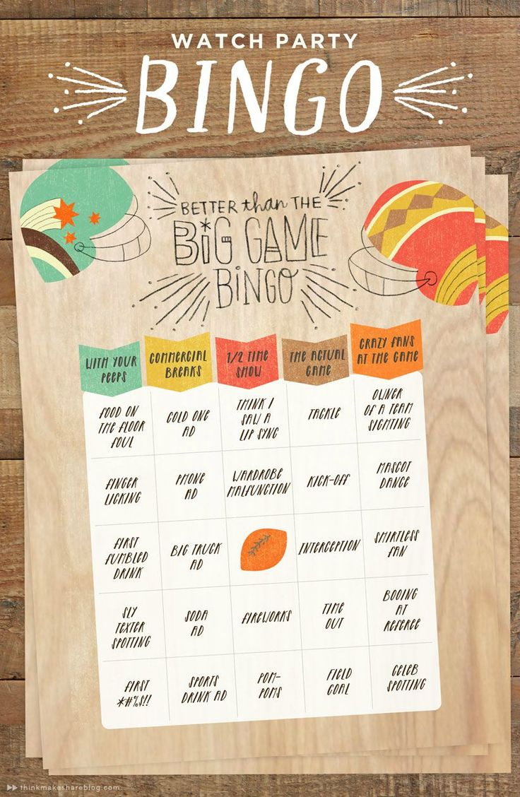 17 Best images about Let the Games Begin! on Pinterest | Bingo ...