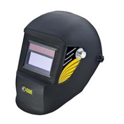 Outillage : Soudure : .Masque de soudeur électronique, écran protecteur à cristaux liquides s'adapte à l'éclair des différents types de soudure et vous en protège de façon