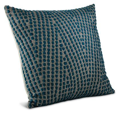 Room & Board | Traffic 20w 20h Throw Pillow in Navy in Fabric/Feather/Down
