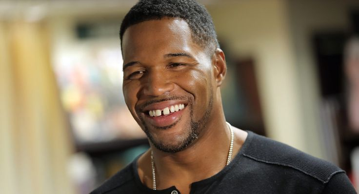 Fatherly Questionnaire: Michael Strahan