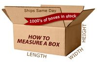 Corrugated Boxes — The Boxery—For all your packaging needs