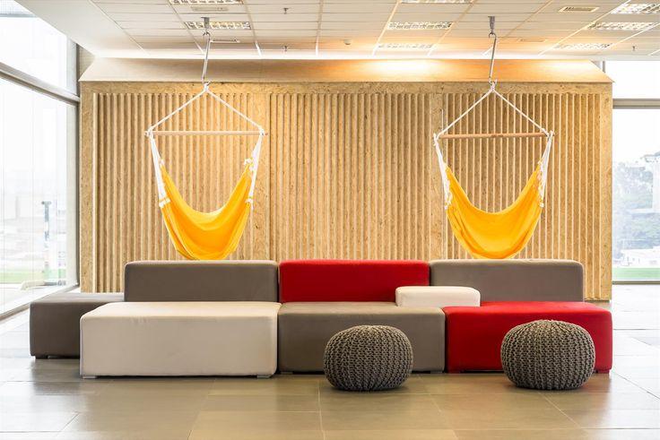 Lounge Bauducco | Galeria da Arquitetura