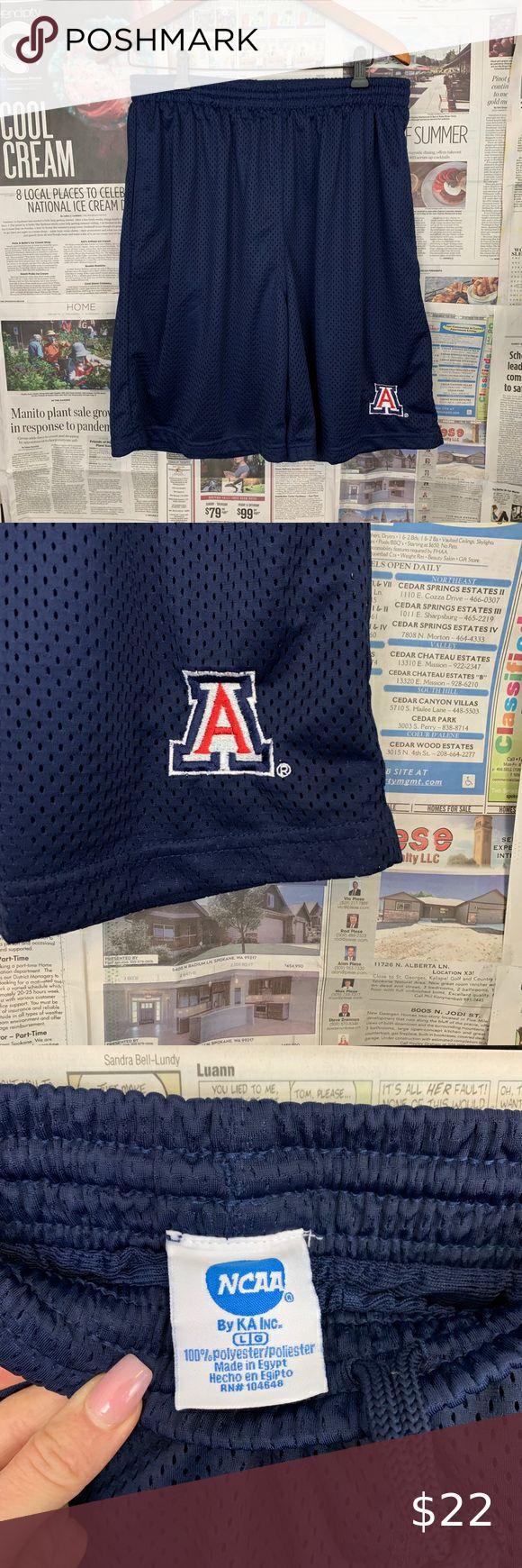 University Of Arizona Wildcats Basketball Shorts Arizona Wildcats Basketball Basketball Shorts Arizona Wildcats [ 1740 x 580 Pixel ]