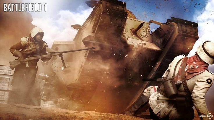 Battlefield 1 UK release date price gameplay and trailers