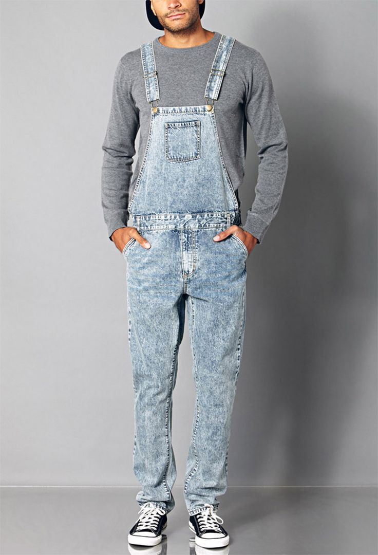 63 Best Images About Men Overalls On Pinterest | Overalls Black Dungarees And Manchester England
