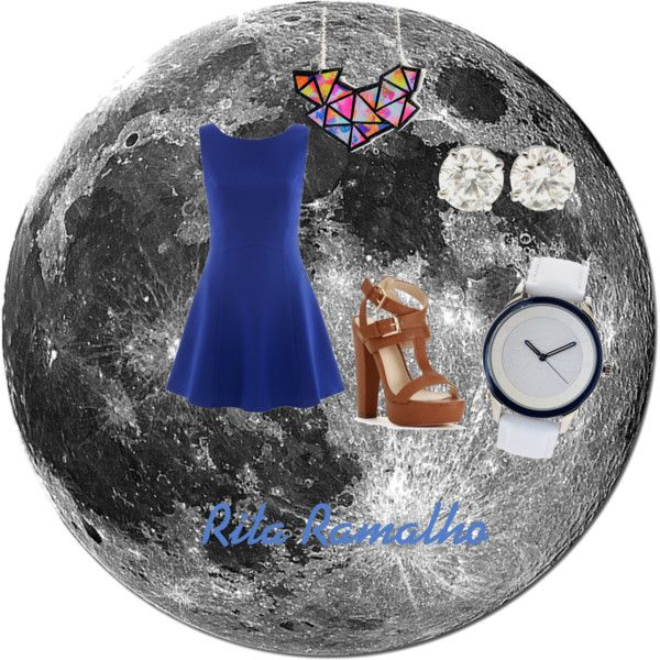 to the moon and back by ritinha-ramalho on Polyvore featuring Louche and Lacoste