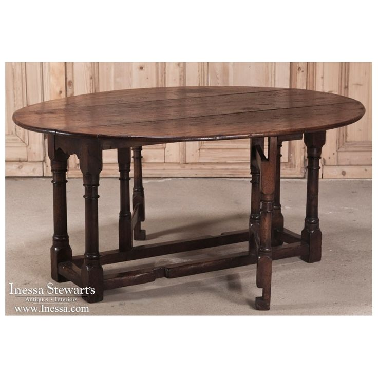 Antique Oval Table #29 - How To Make A Leaf To Oval Table | Over 50,000 Square Feet In Two Fantastic  Antique Showrooms: Baton ... | Dining Room | Pinterest | Oval Table, Square  Feet ...