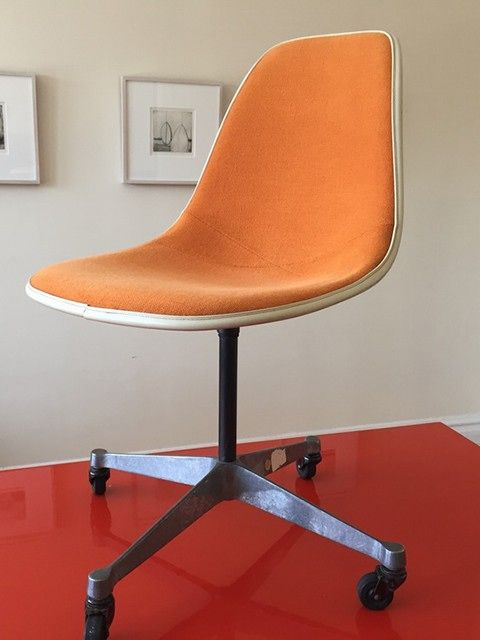 When It Comes To Furniture Alexander Girard S Textiles Used On Iconic Eames  Chairs Are TheEames Soft Pad Management Chair Used   watchwrestling us. Eames Soft Pad Management Chair Used. Home Design Ideas