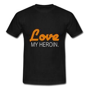 Love my heroin. Gold