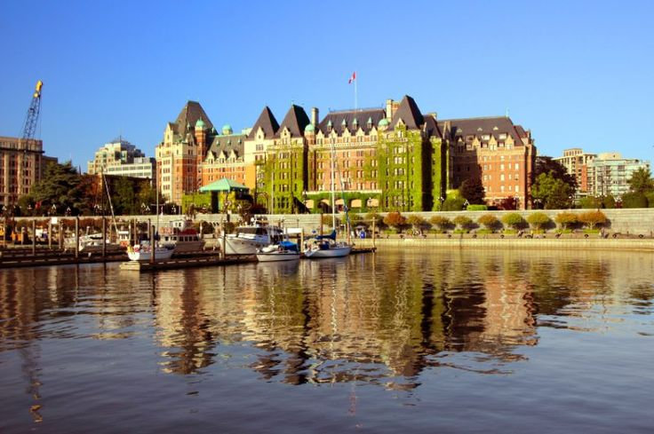 There are endless things to see and do, but we suggest starting your adventure in #Victoria, Canada, at the Inner Harbour! #agoda
