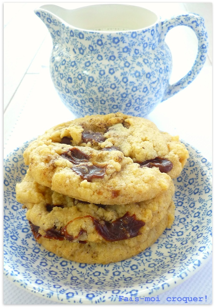 Fais-moi croquer!: Cookies au Carambar®