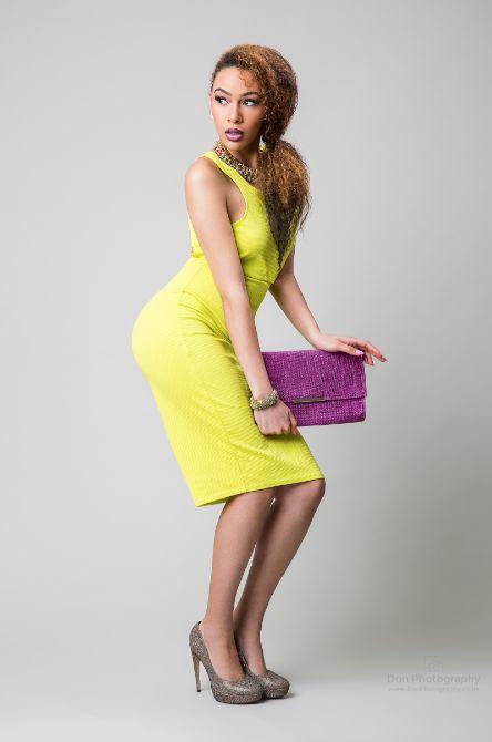 Ondine Magazine - Model: Jenniferokodolly