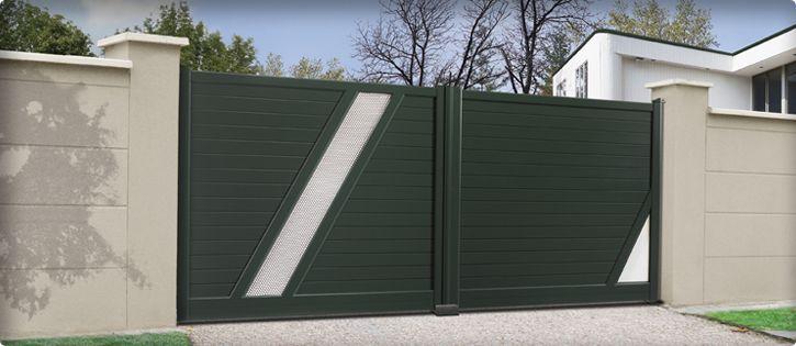 Charuel fabricant de portail et cl ture 30 ans d for Portail en pvc