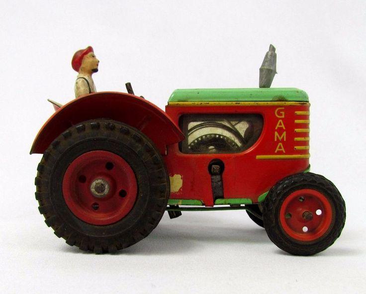 Antique Tractor Keys : Best vintage toys images on pinterest