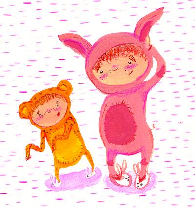 illustrations by Shira Baruch Malka