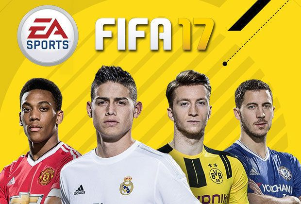 Stary FiFa 17 now and win rewards