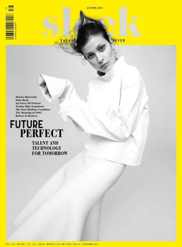 Sleek Magazine F/W 2013-2014