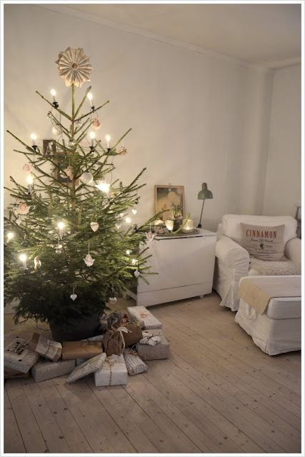 Vintage French Soul ~ Shabby chic christmas