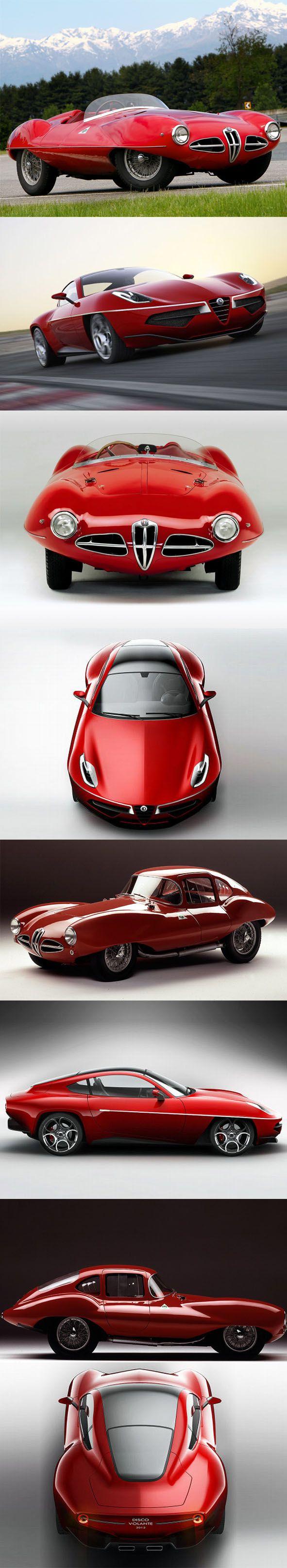 "Alfa Romeo C52 ""Disco Volante"" B"