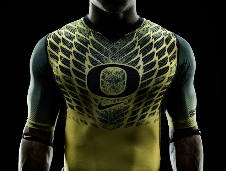 b1d6bd327ab ... jerseys Image of Nike Football Pro Combat System 2013 Oregon Ducks ...