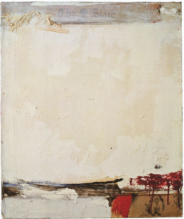 the master of abstract Robert Rauschenberg!