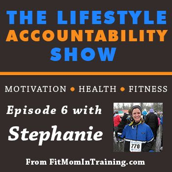 6: Stephanie shares her story of how running helped her overcome postpartum depression - @Stephanie Close Hamm