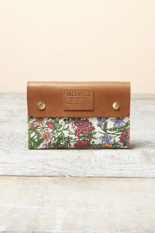 The Skipwith Wallet from Jack Wills