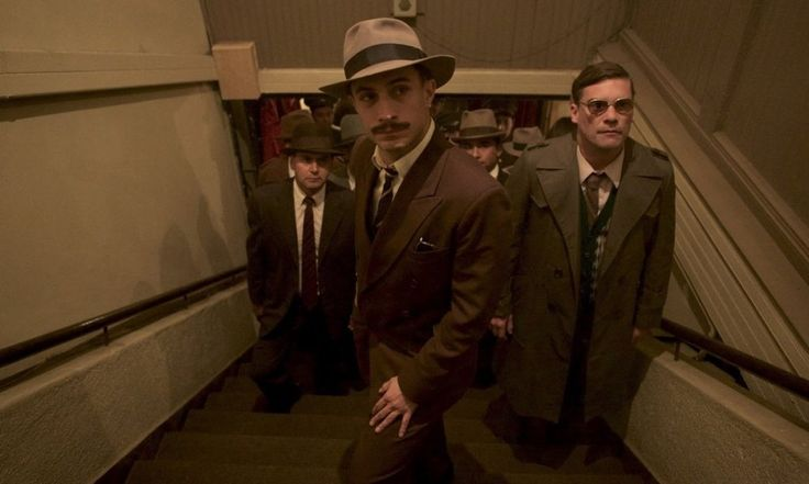 Neruda, una película policiaca sobre el Pablo Neruda que muchos desconocen. #Cine #reseña